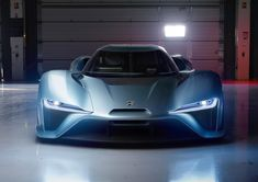 NIO EP9 by NextEV: The fastest electric car ever | Inspiration Grid | Design Inspiration