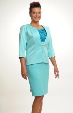 Pastelový kabátek k šatům Peplum Dress, Dresses, Fashion, Vestidos, Moda, Fashion Styles, Peplum Dresses, The Dress, Fasion