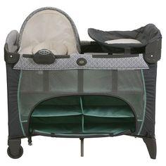 Graco® Pack n' Play Playard Newborn Napper DLX : Target