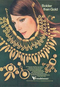 vintage costume jewelry history - Google Search