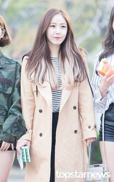 Gfriend Arriving at KBS Music Bank