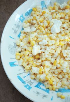 Once Upon My Life: Mexican Corn Salad