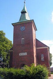 St.-Jacobi-Kirche in Hamwarde