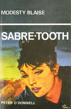 In the second installment of Peter O'Donnell's best-selling Modesty Blaise series, Karz, a modern day Genghis Khan with an army of ruthless mercenaries, plans to take over oil-rich Kuwait. It is left to Modesty Blaise and her loyal lieutenant, Willie Garvin, to investigate Karz before an epic battle takes place in the Hindu Kush mountains. Modesty must fight alone to prevent an invasion that will change the world #ModestyBlaise50…