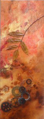 Win Dinn Art, Etc.: Summer's the time. Mixed Media Techniques, Student, Summer, Painting, Art, Art Background, Summer Time, Painting Art, Kunst