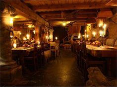 Medieval Tavern in the Czech Republic