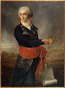 François, marquis de Chasseloup-Laubat (August 18, 1754 – October 3, 1833), French general and military engineer, was born at Saint-Sernin (Charente Inferieure), of a noble family, and entered the French engineers in 1774.