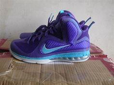 best service 87867 7e982 Nike LeBron 9  Summit Lake Hornets  - First Look A new LeBron 9 colorway has  just been unveiled in a familiar colorway. This years Summit Lake Hornets  will ...