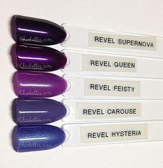 Chickettes.com - Revel Purples