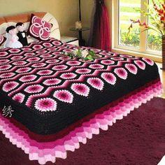 مفرش سرير رائع