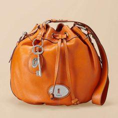 orange. pretty. Fossil purse  ❤ www.healthylivingmd.vemma.com ❤