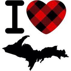 Yooper... Love my state! <3