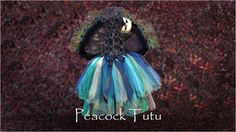 Peacock Costume by SouthernBlingBowtiqu on Etsy, $50.00