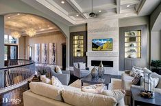 Experience what it means to truly come home to this award-winning residence. Story by Ann Butenas | Photos by Paul Bonnichsen If you find yourself utterly speechless when you enter this one-of-a-kind home in North Kansas City, you are not alone. Even the judges from the Parade of Home were at a loss for …