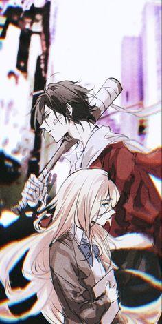 Angle of death art-zack & ray Anime Angel, Anime W, Anime Tumblr, Anime Love, Kawaii Anime, Angel Of Death, Magic Anime, Film Manga, Otaku