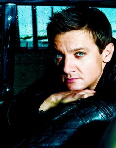 "Jeremy Renner's beautiful eyes...    ""Do you feel sexy as a spy? Is that why your Mission Impossible and The Avengers characters were also spies?  Renner: No, I dont feel sexy as a spy. I dont think I ever feel sexy. (laughs)  Never ever?  Renner: I dont think so."" Oh Mr. Renner you sooo very wrong!"