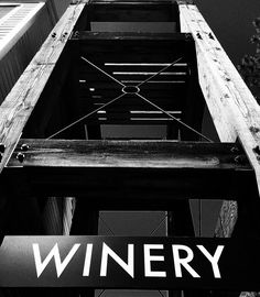 This pic I took outside of the Prairie Berry Winery.  Because, I mean, who can't use a little wine every now and again?