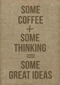 Pan y café: Frases sobre el café