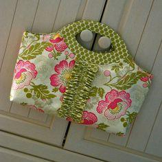 Miss Maven Ruffled Handbag, via Flickr.