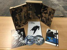 ECC Ediciones anuncia la edición 30 Aniversario de 'El regreso del Caballero Oscuro'