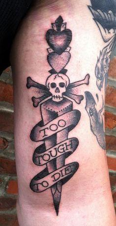 Traditional Dagger Tattoo Traditional dagger tattoo Traditional Dagger Tattoo, I Tattoo
