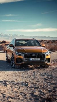 Vehicles Audi Q8 Mobile Wallpaper With Images Luxury Cars