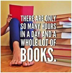 That's why you should start reading as soon as you wake up!