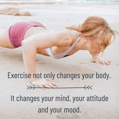 You will notice these benefits from exercising before you even notice your body start to change. All around, exercise can help you to be a better version of yourself.