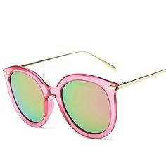 f85664cfff8 Amazon.com  VeBrellen Vintage Round Style Sun Glasses Women Polarized  Sunglasses Mirrored Lens Men Driving Glasses Goggles (Black Frame With Gray  Lens