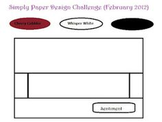 Simply Paper Design Challenge Feb 2012