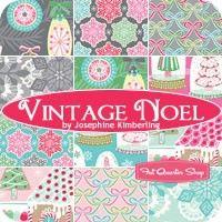 Vintage Noel Fat Quarter BundleJosephine Kimberling for Blend Fabrics