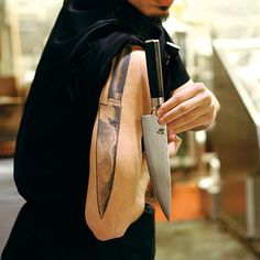 hunter chef tattoo