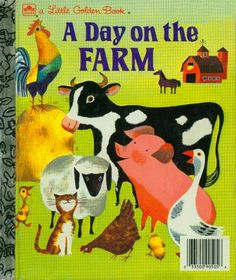 A day on the farm - illustrated by J.P. Miller