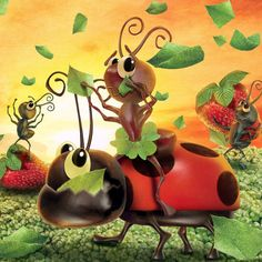 Rita by Juan Carlos Federico, via Behance Disney Characters, Fictional Characters, Behance, Christmas Ornaments, Holiday Decor, Art, Blue Nails, Xmas Ornaments, Christmas Jewelry