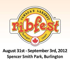 Hello, and welcome to the official website for Canada's Largest Ribfest! Every year, Spencer Smith Park in Burlington, Ontario, welcomes people from all over the world to sample some of the best ribs from some of North America's top ribbers. Spencer Smith, Burlington Ontario, Rotary Club, Blues Music, Family Events, Community Events, Upcoming Events, Holiday Fun, Summer Fun