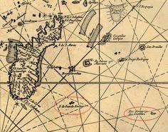 PNG - 2.2Mo Lisboa : sur les traces de l'île-qui-n'existe-pas - 7 Lames la Mer #oceanindien #joaodelisboa