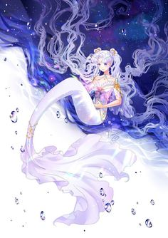 Safebooru is a anime and manga picture search engine, images are being updated hourly. Sailor Moon Manga, Arte Sailor Moon, Sailor Moom, Sailor Moon Fan Art, Sailor Pluto, Sailor Neptune, Mermaid Artwork, Mermaid Drawings, Sailor Moon Kristall