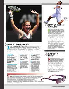 Tennis View Magazine July.Aug2014