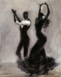 La danse Andalouse