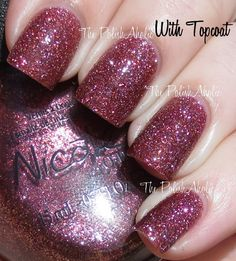 Nicole by OPI - Cinna-man Of My Dreams (Gumdrops Collection Summer 2013) / ThePolishAholic [With Topcoat!! Ooh! Aah!]