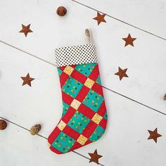 This week we continue our WeAllSew holiday series by sharing free holiday home decor projects. #holiday #hanukkah #christmas #homedecor #free #project