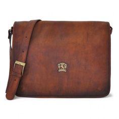 915baeee14 Leather shoulder bag by Pratesi,Val D'Orcia,borsa. Uomini Borsa A TracollaPelle  Di ...