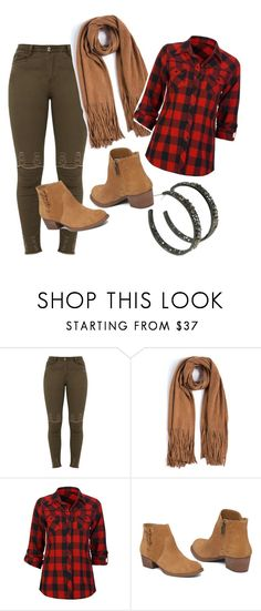 casual outfit idea for the winter and holidays 2017 by deidra robey on polyvore featuring