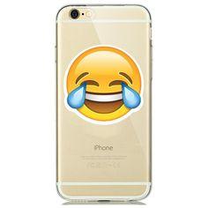 Emoji Phone Case - iPhone 5 5S 6 & 6S Plus