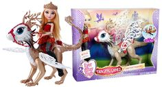 Ever After High Dragon Games Apple White Doll and Braebyrn Dragon - Ever After High is the hottest doll range on the market right now. Here's our review of Apple White.