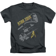 "Checkout our #LicensedGear products FREE SHIPPING + 10% OFF Coupon Code ""Official"" Star Trek / 50 Year Frontier-short Sleeve Juvenile 18 / 1(4) - Star Trek / 50 Year Frontier-short Sleeve Juvenile 18 / 1(4) - Price: $24.99. Buy now at https://officiallylicensedgear.com/star-trek-50-year-frontier-short-sleeve-juvenile-18-1-4"