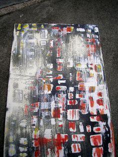 L. Sue Szabo | enamel samples
