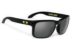 New Oakley Polarized Holbrook Valentino Rossi Series Sunglasses Matte Black/Warm Grey Oakley Eyewear, Good Brands, Oakley Glasses, Oakley Holbrook, Wholesale Sunglasses, Valentino Rossi, Fashion Accessories, Mens Sunglasses, Jewelry Design