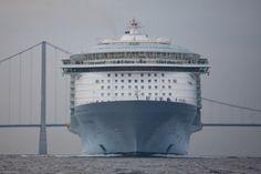 El crucero más grande del mundo tendrá su base en Barcelona