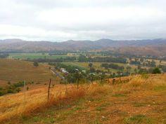 Autumn in Gundagai, NSW